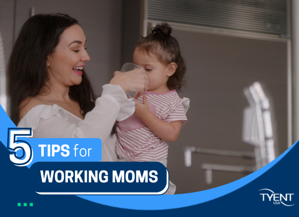 5 Tips for Working Moms