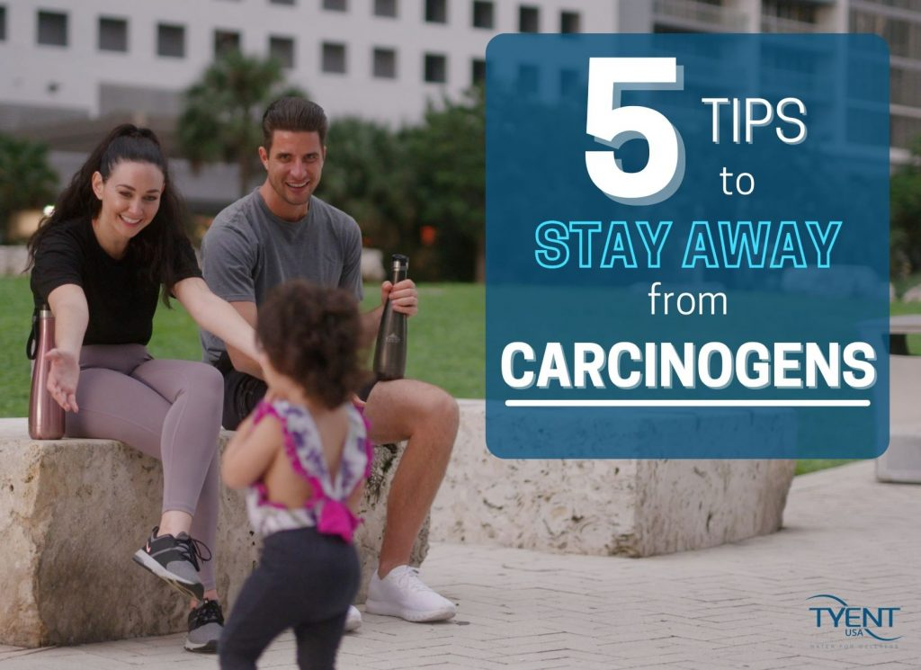 5 Ways to Stay Away from Carcinogens