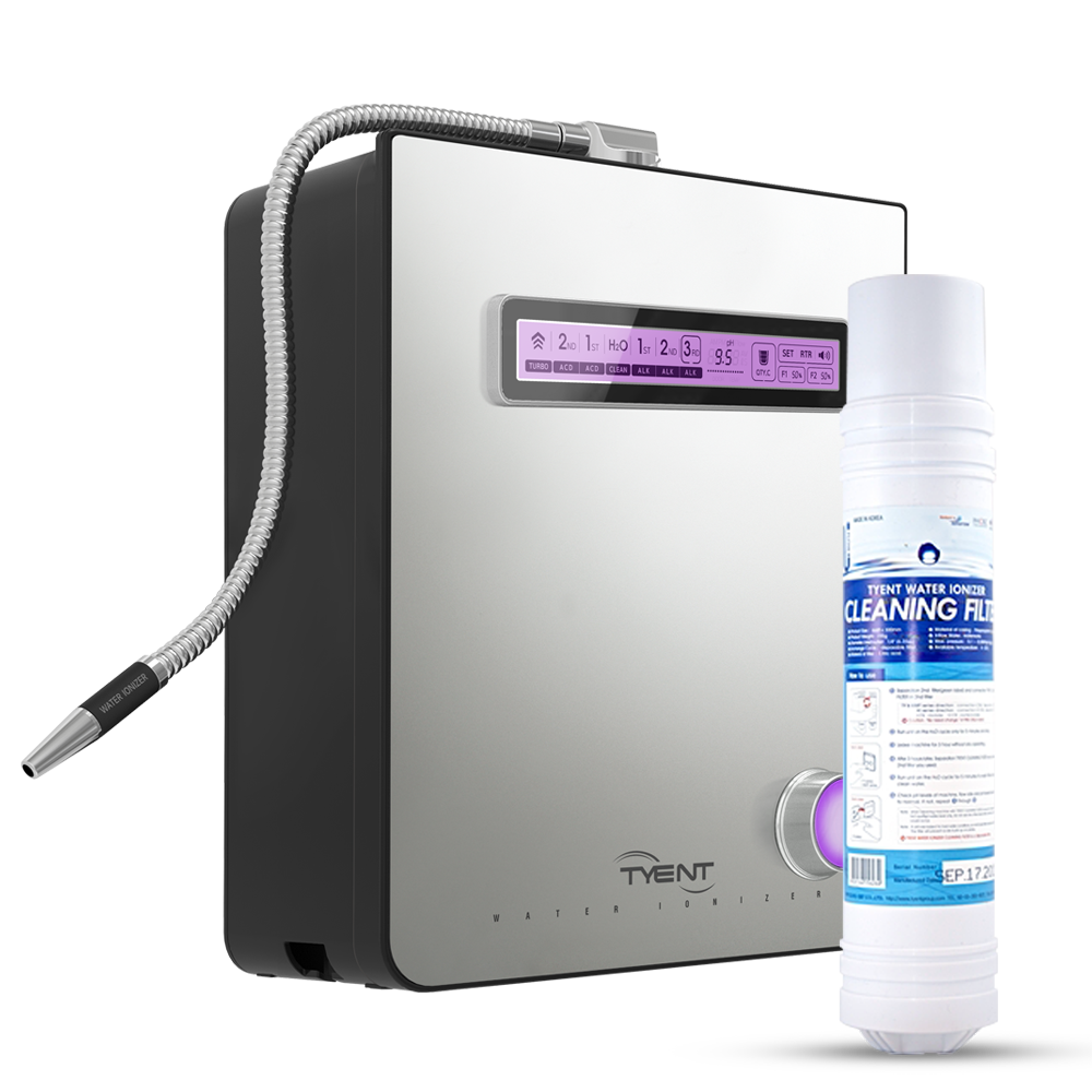Tyent USA Edge Series Water Ionizer Cleaning Filters